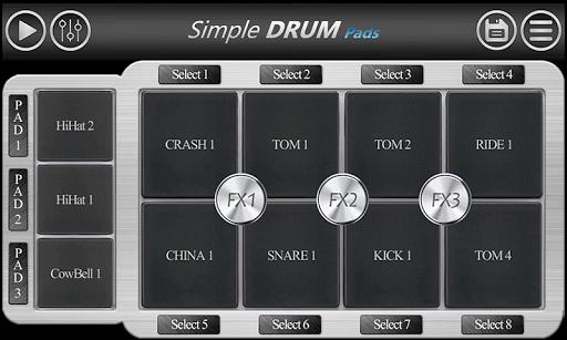 Simple Drums Rock - Realistic Drum Simulator 1.6.3 24