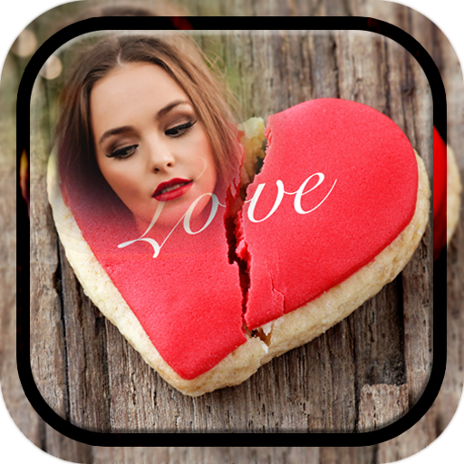 App Insights: Broken Heart Photo Frame | Apptopia