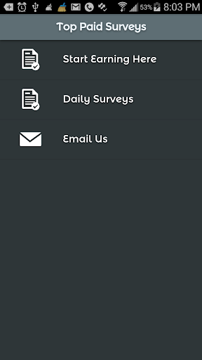 Earn Money with Paid Surveys