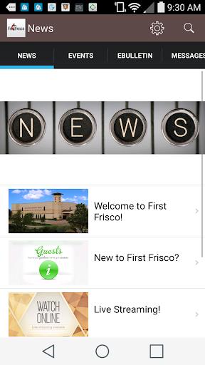 First Frisco UMC