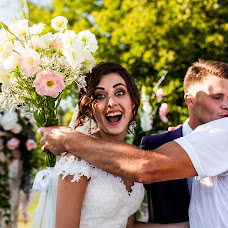 Wedding photographer Yuliya Taranova (Kyrnosik08). Photo of 23.10.2016
