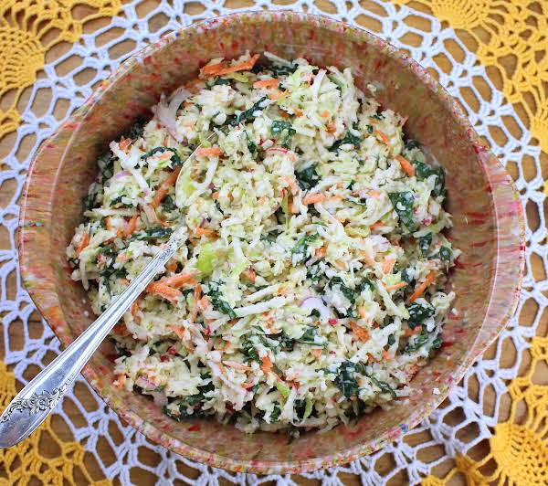 Coleslaw With Buttermilk Dressing Recipe