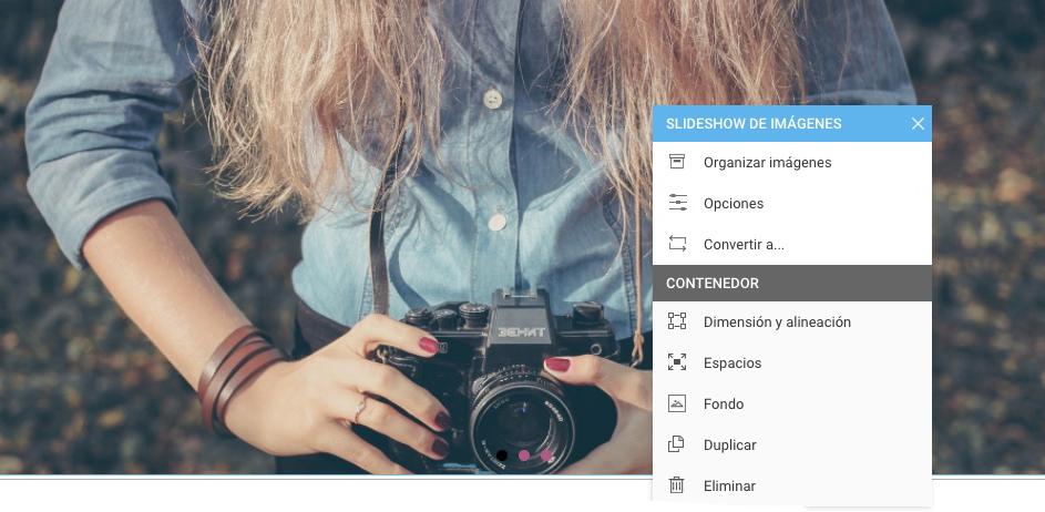 mitienda-menu-elementos-editarslideshow