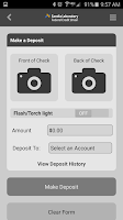 Screenshot of CU@home Mobile