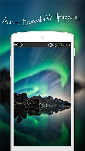 Aurora Borealis Wallpapers ss2