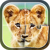 Learn Animals - Kids Puzzle