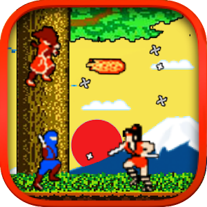 Legend of ninja for PC and MAC