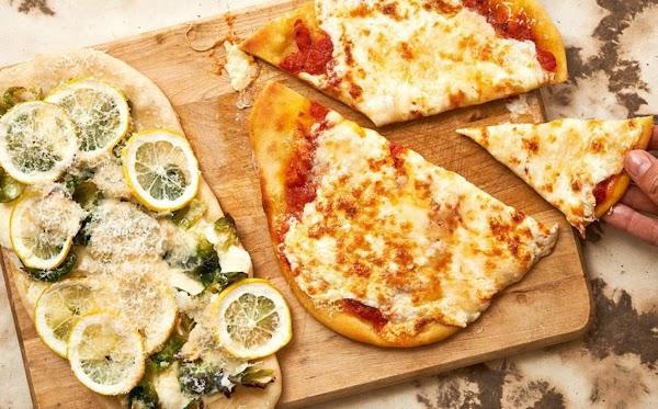 2 Ingredient Pizza Dough Recipe