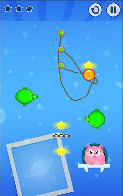Cute Cat Cut Rope FREE - screenshot