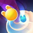 Wacky Stars — Multiplayer Spiral Jump Arcade file APK for Gaming PC/PS3/PS4 Smart TV
