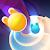 Wacky Stars — Multiplayer Spiral Jump Arcade