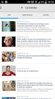 Screenshot of Radio La Red