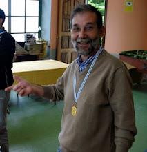 Photo: algunos se colgaron una medalla ...