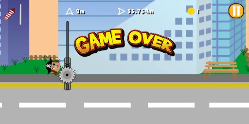 Flingshot - Upgrade the Slingshot, Fling the Ball! apkmind screenshots 6