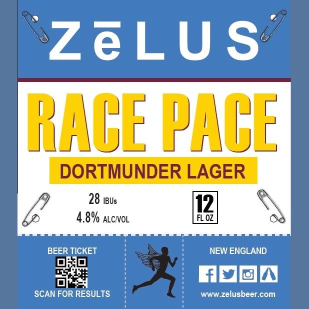 Logo of ZēLUS Race Pace