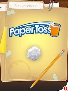 Paper Toss Mod Apk (Ads Free) 10