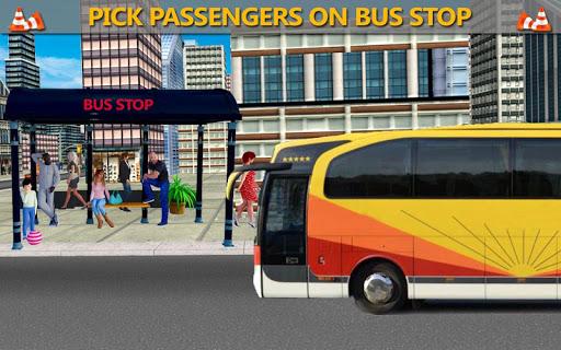 Gas Station Bus Driving Simulator 1.2 screenshots 5