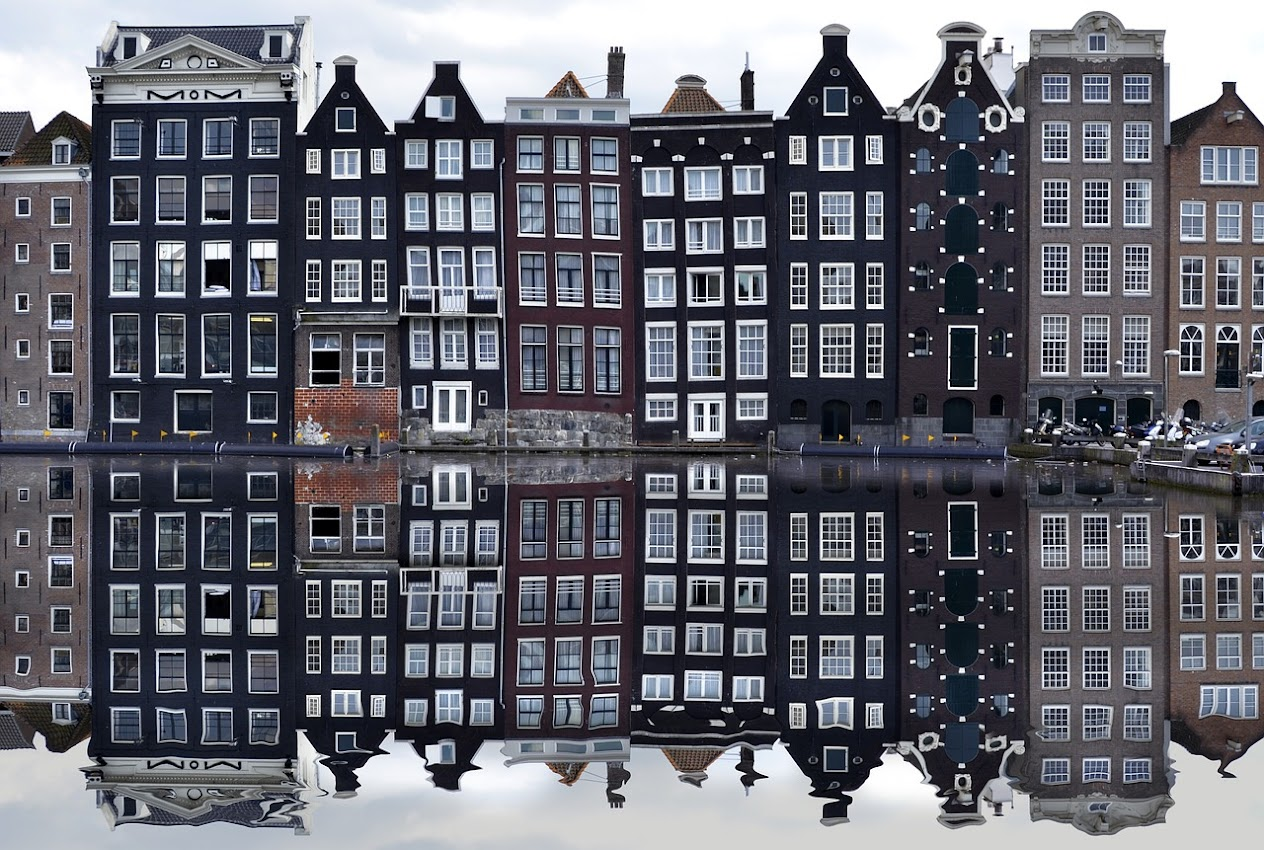 Most Narrow Building in Amsterdam