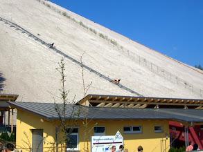 """Photo: Ziel in Hirschau: Der MONTE KAOLINO - """"weisser Berg"""""""