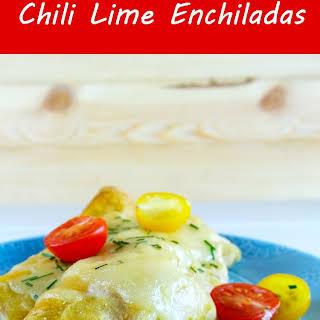 Gluten-free Slow Cooker Enchiladas.