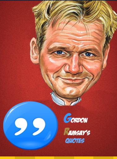GORDON RAMSAY QUOTES DASH|玩休閒App免費|玩APPs