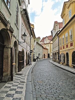 A Praga. di sangiopanza