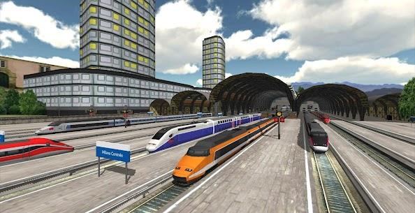 Euro Train Simulator 8