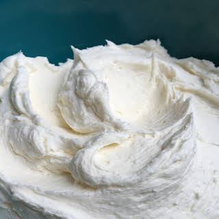 Vanilla Frosting No Milk Recipes.