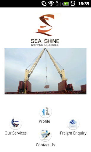 Sea Shine Shipping Logistics