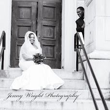 Wedding photographer Jennifer Wright (jenwrightphotog). Photo of 30.09.2015