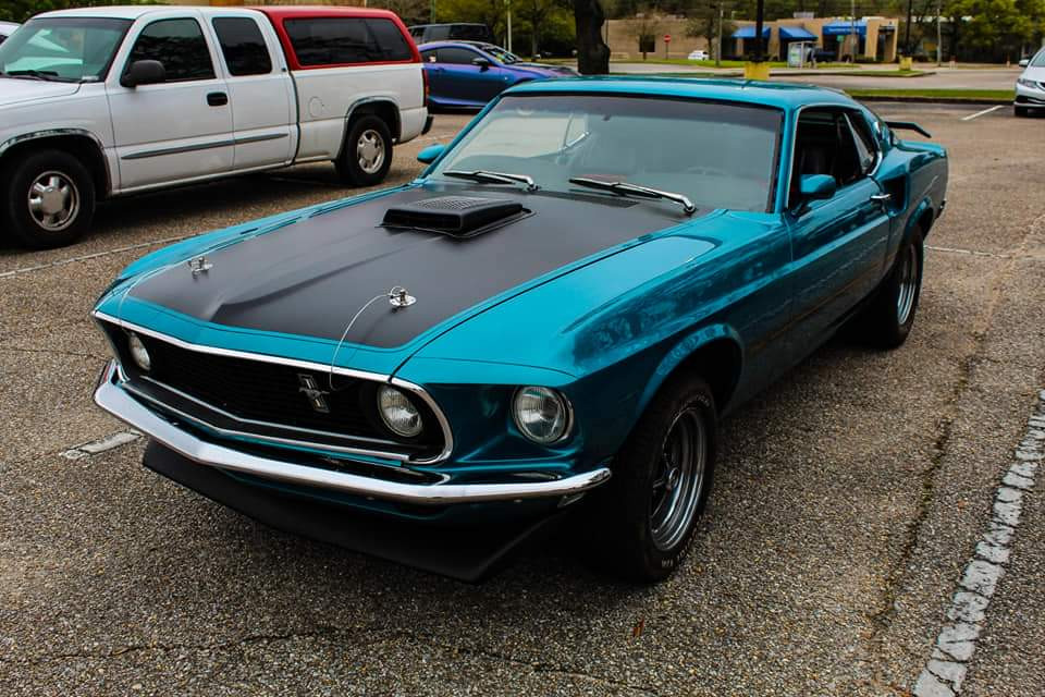 Ford Mustang Mach 1 Hire Navarre, Fl