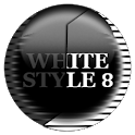 White Icon Pack Style 8 Free icon