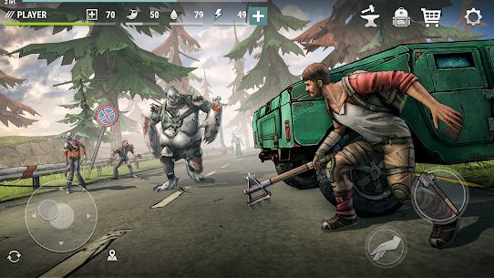 تنزيل لعبة Dark Days Zombie Survival v1.2.10 للأندرويد آخر إصدار 1