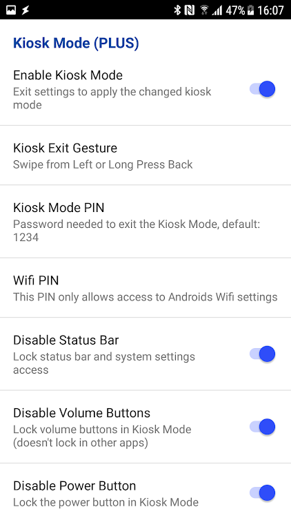 Fully Kiosk Browser & App Lockdown – (Android Apps) — AppAgg