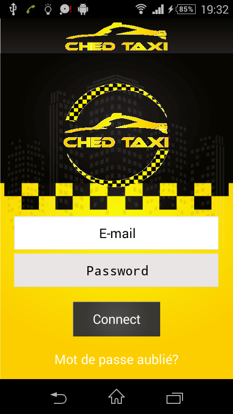 CHED-TAXI- screenshot