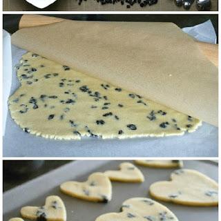 Love Heart Biscuit