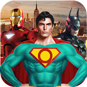 Grand Immortal Gods - Superhero Ring Arena Battle