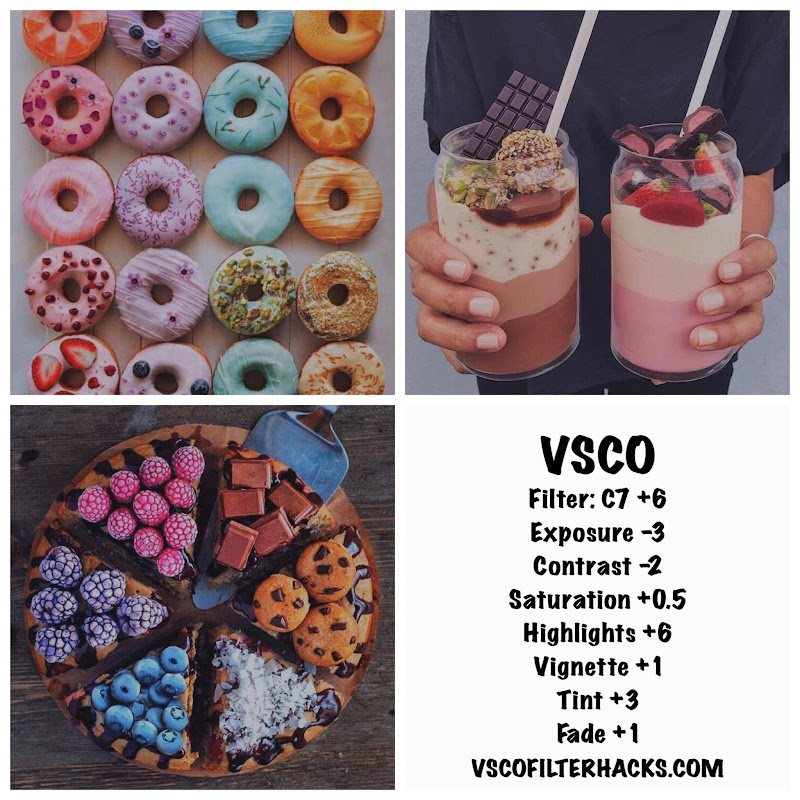 Foodie Instagram Feed