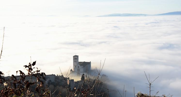 Un mare di nebbia di MWALTER