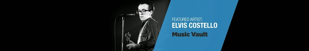 Elvis Costello on MV Banner