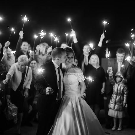 Wedding photographer Anastasiya Khristenko (Whiskas). Photo of 10.01.2018