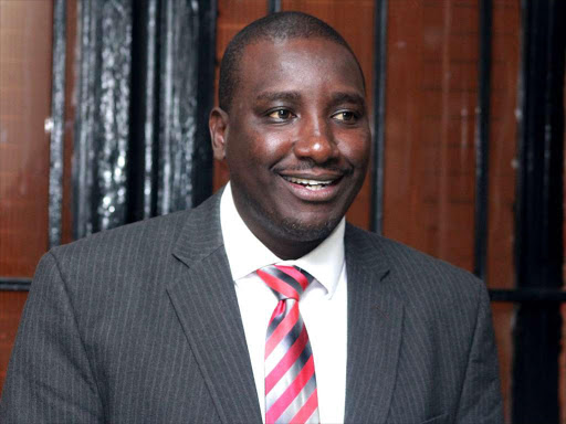 City clerk Jacob Ngwele/FILE