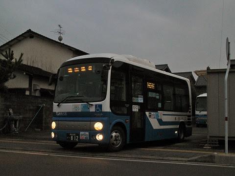 産交バス 多良木駅前→湯山温泉 ・812
