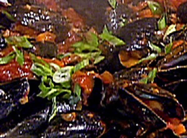 Mussels Diablo