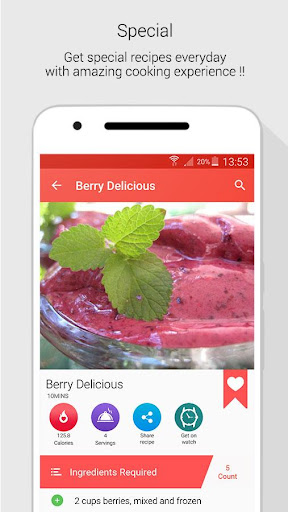 Juice Recipes for Android apk 2