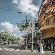 Wedding photographer Kaizen Nguyen (kaizennstudio). Photo of 30.09.2017