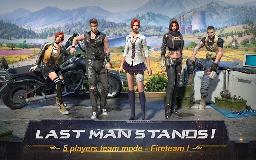 RULES OF SURVIVAL  trampa 9