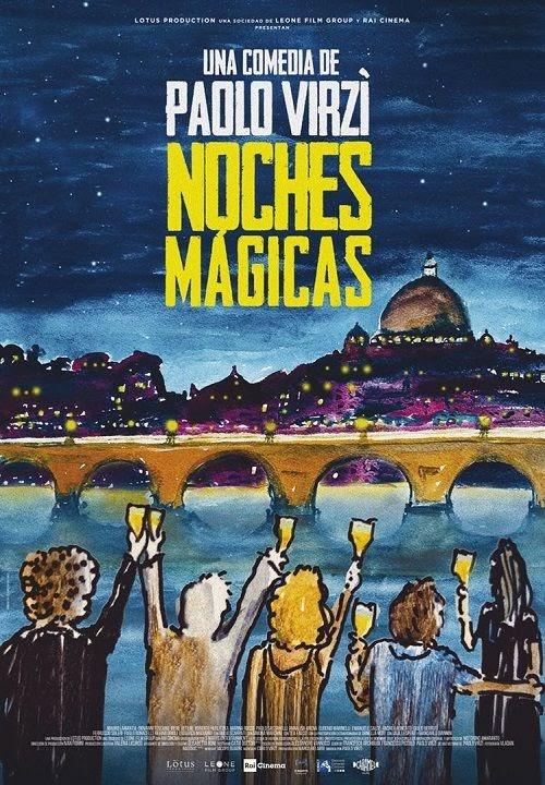 película Noches mágicas