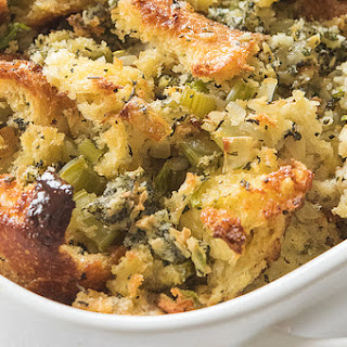 """Classic DIY """"Stove Top"""" Stuffing."""