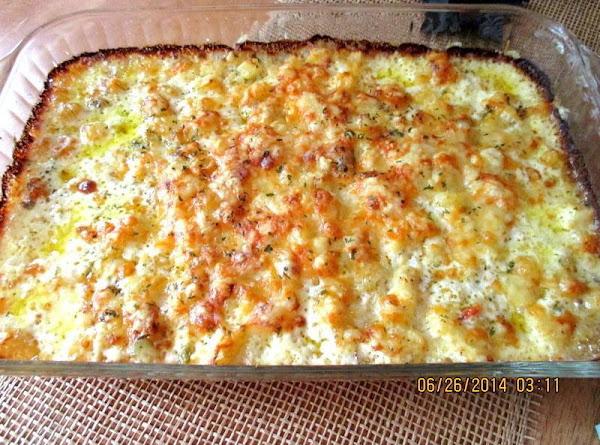 Cheesy Hashbrowns - Delicious! Recipe